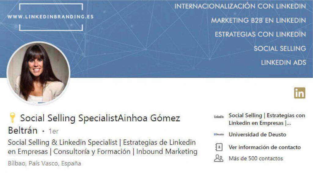 Social Selling y Linkedin