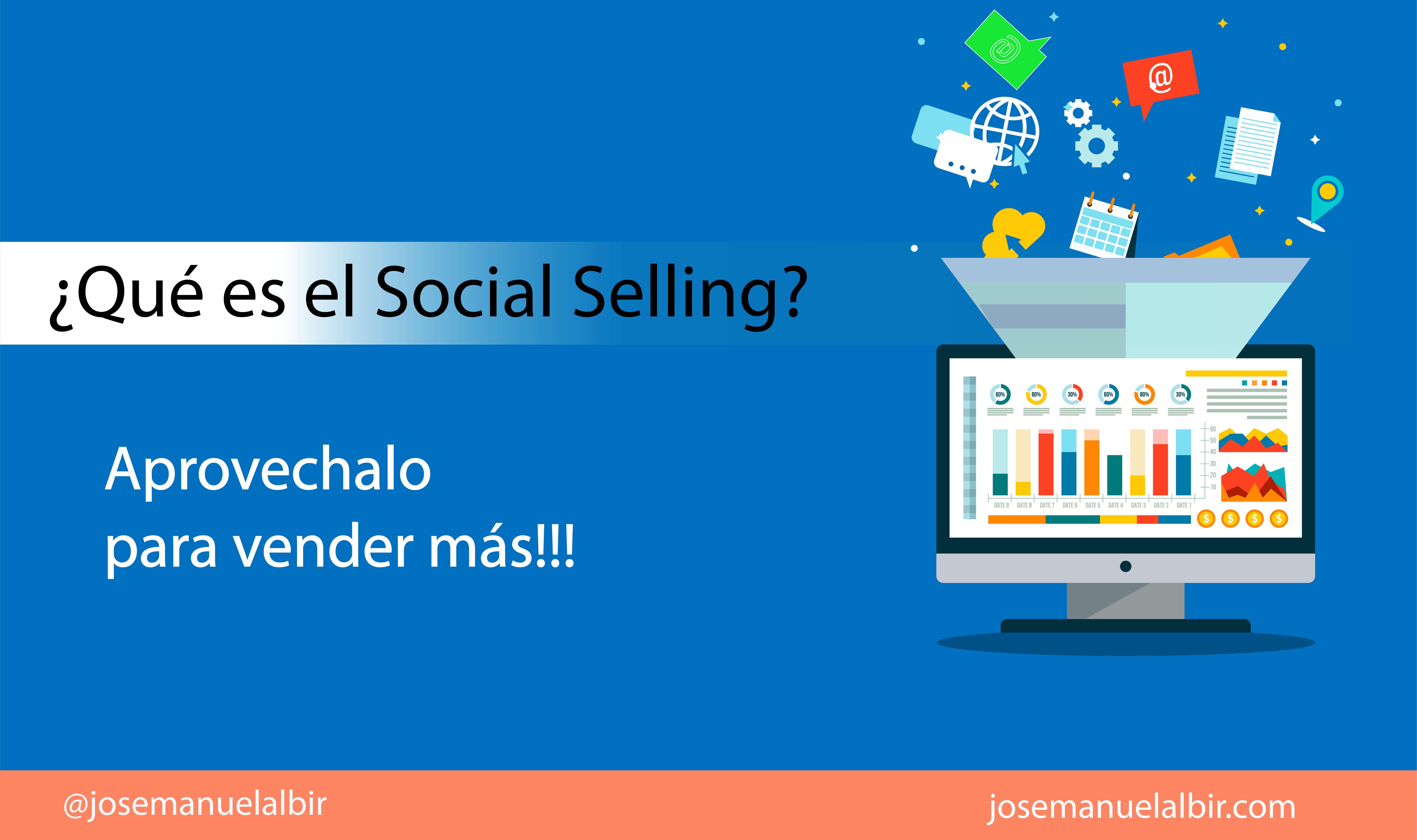 ¿Qué es Social Selling?