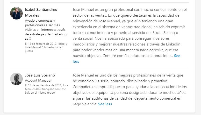Como hacer un perfil de Linkedin