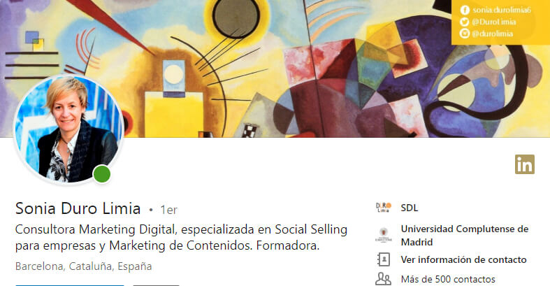 Referentes del Social Selling y Linkedin