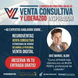 I Congreso Internacional Online de Venta Consultiva y Liderazgo